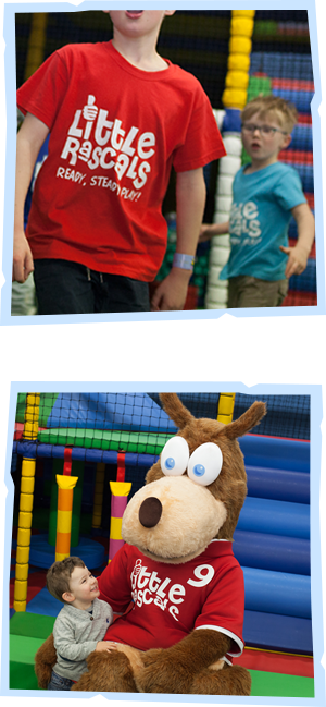 Little Rascals indoor soft play centre Shrewsbury