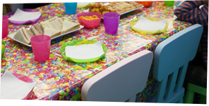 Childrens Birthday Parties at Little Rascals