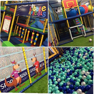 Little Rascals - Indoor Soft Play Centre Shrewsbury