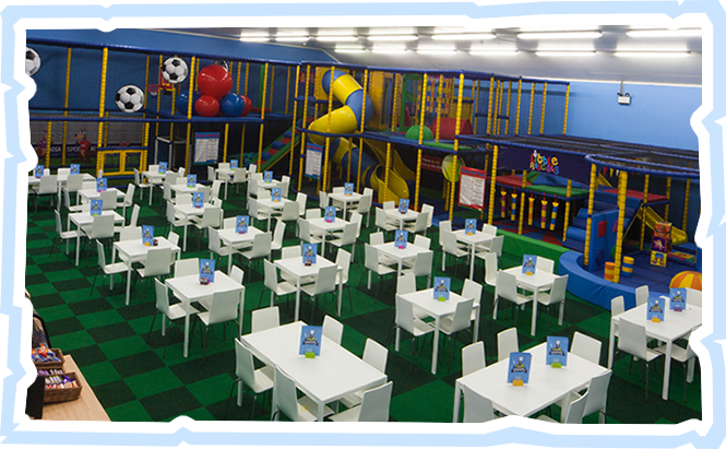 Little Rascals Indoor Soft Play Centre - Shrewsbury