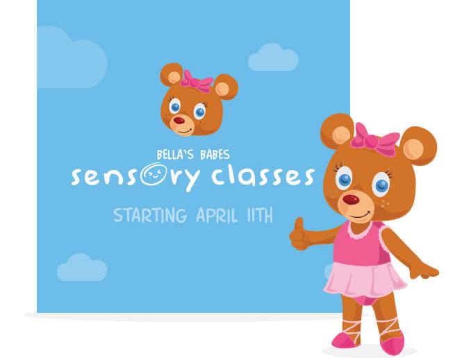Bellas Babes Sensory Classes/
